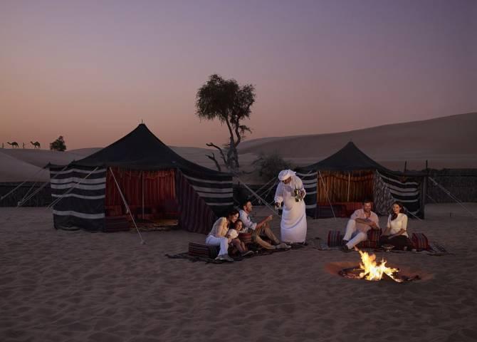 Arabische Nächte Abu Dhabi