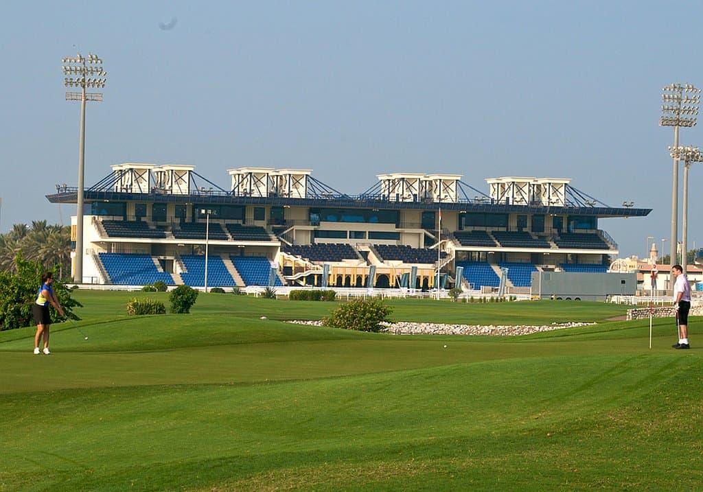 Abu Dhabi City Golf