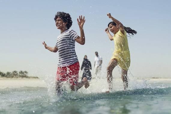 Abu Dhabi mit Kindern