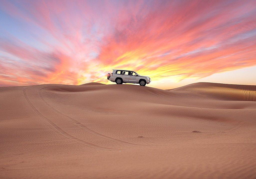 4x4 Abu Dhabi
