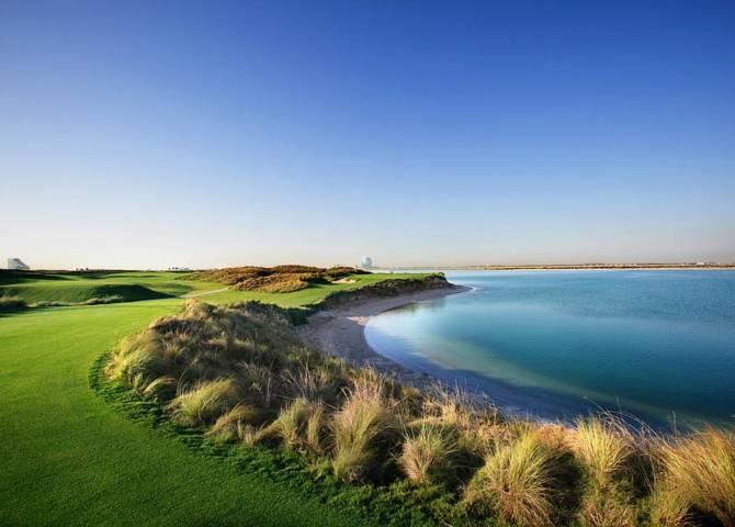 Golfen Yas Island AUH