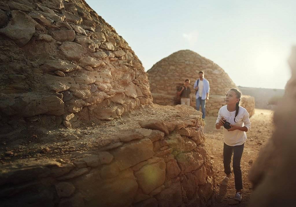 Ausgrabungen Jebel Hafeet Al Ain