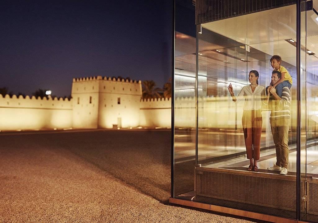 Al Ain Fort Emirat Abu Dhabi