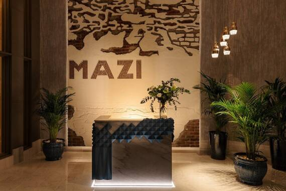 Mazi Abu Dhabi