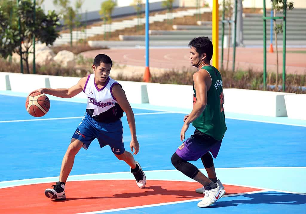 Basketball Ab uDHabi