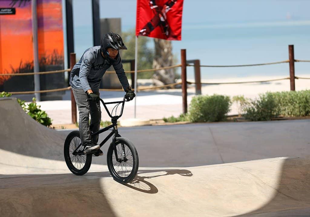 BMX Park Abu Dhabi