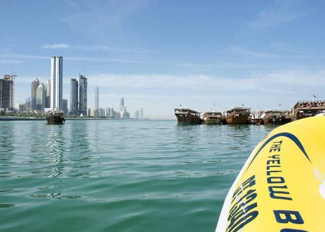 ABu Dhabi Ausflug