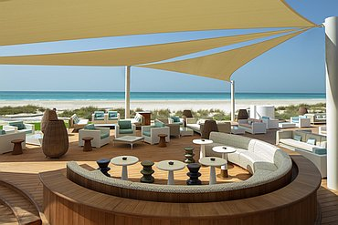 Buddha Bar Beach Abu Dhabi