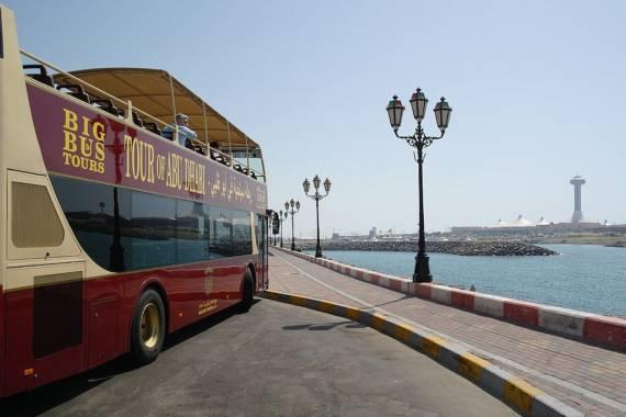 Stadtrundfahrt Abu Dhabi