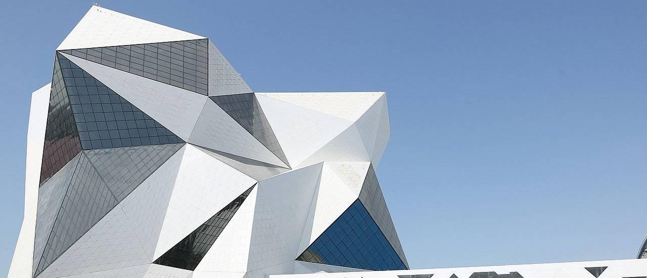 Kletterhalle Abu Dhabi