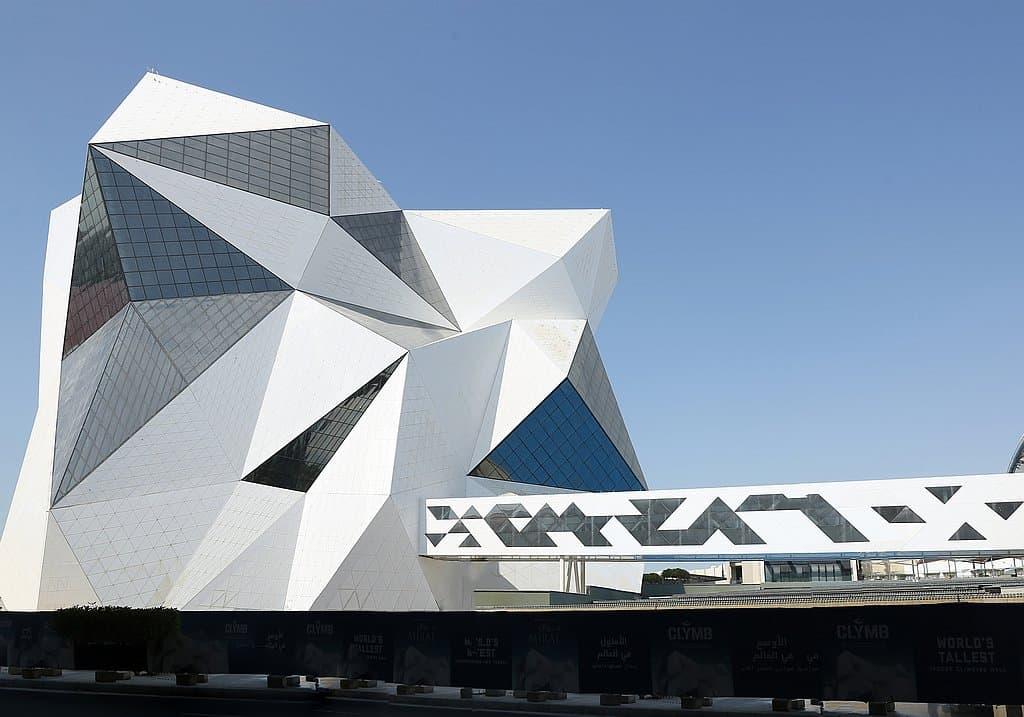 Clymb Kletterhalle Abu Dhabi