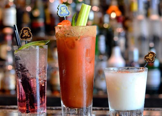 Drinks St.Regis Bar