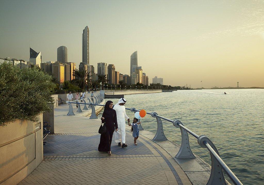 Promenade Abu Dhabi