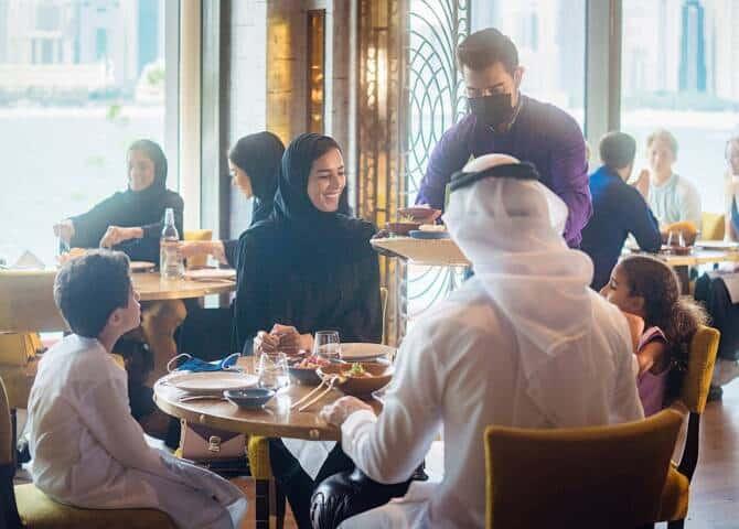 Coya Restaurant Abu Dhabi