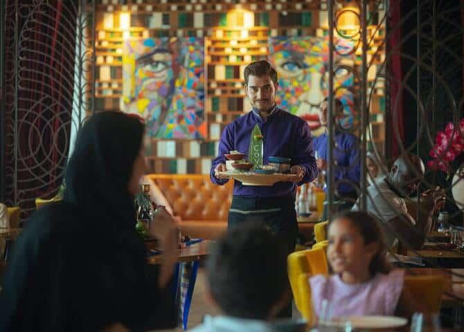 Coya Abu Dhabi Restaurant