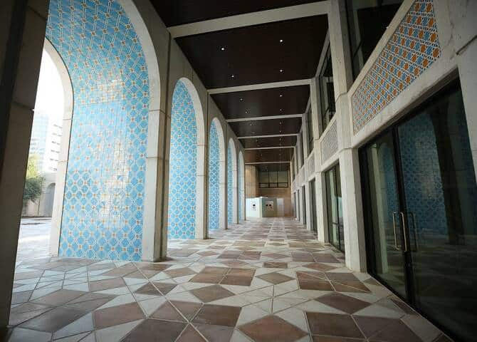 Kulturzentrum Abu Dhabi