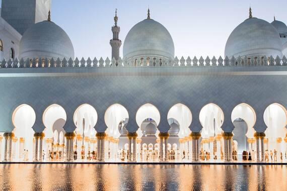 Eid Al Adha – Das islamische Opferfest in Abu Dhabi