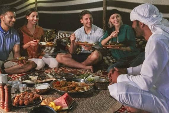 Die 5 besten Orte für emiratische Küche in Abu Dhabi