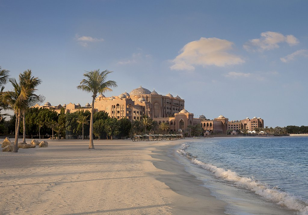 Emirates Palace Luxushotel