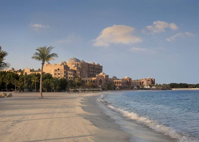 Strand Emirates Palace