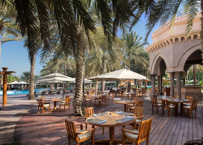 Restaurant Emirates Palace