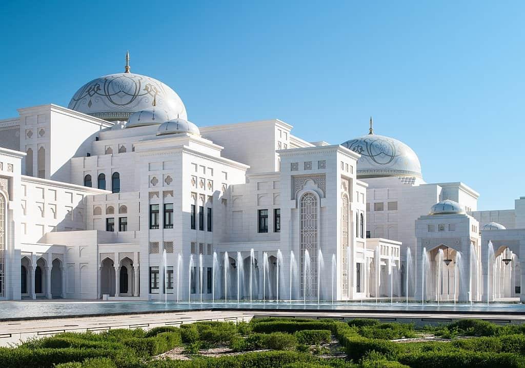 Präsidentenpalast VAE