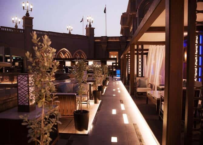 Emirates Palace Bar Hakkasan