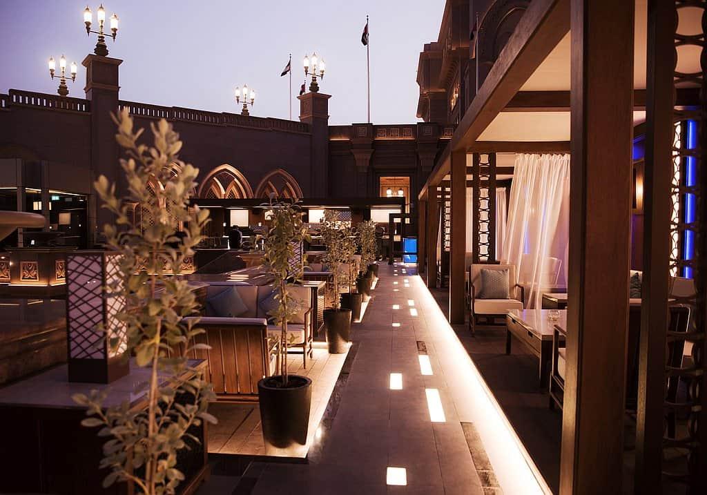 Emirates Palce Bar Hakkasan