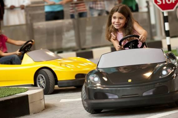 Die besten Aktivitäten für Kinder in Abu Dhabi