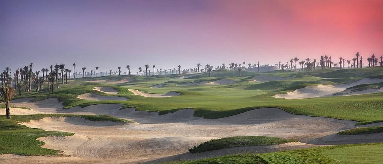 Golfen in Abu Dhabi