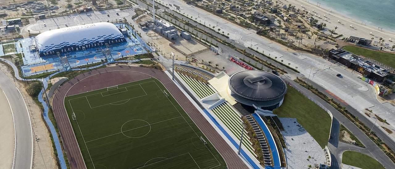 Hudayriyat Abu Dhabi