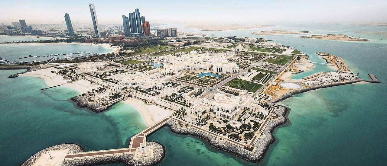 Sehenswürdigkeiten Abu Dhabi