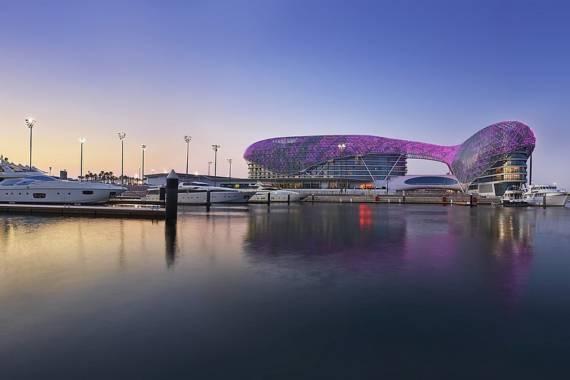 Yas Island – Abu Dhabis Freizeitinsel