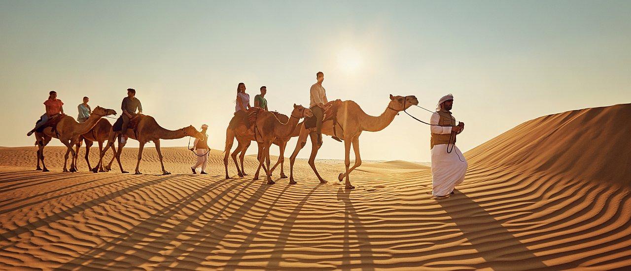 Wüstensafari Abu Dhabi