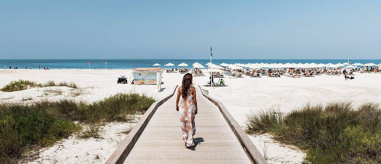Abu Dhabi Freizeit