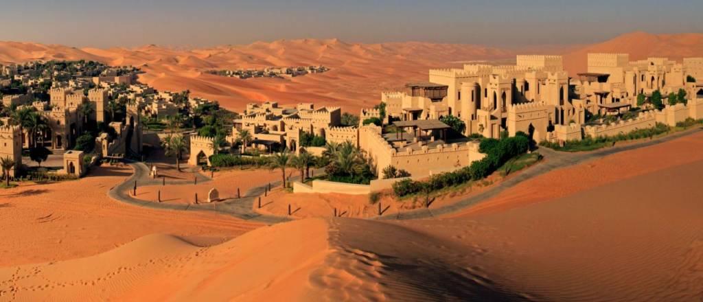 Qasr Al Sarab Wüstenresort