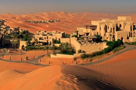 Qasr Al Sarab Wüstenresort by Anantara