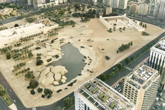 Neueröffnung der Kulturstätte Al Hosn