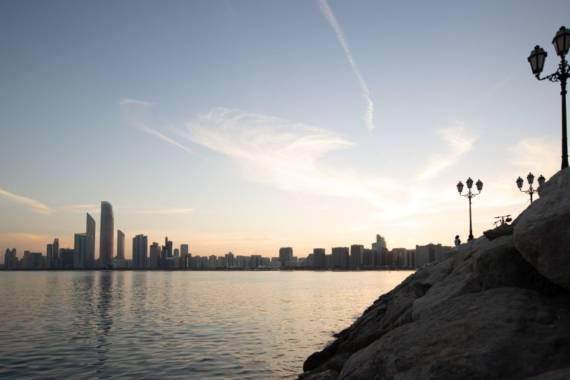 Eine inspirierende Videobotschaft aus Abu Dhabi