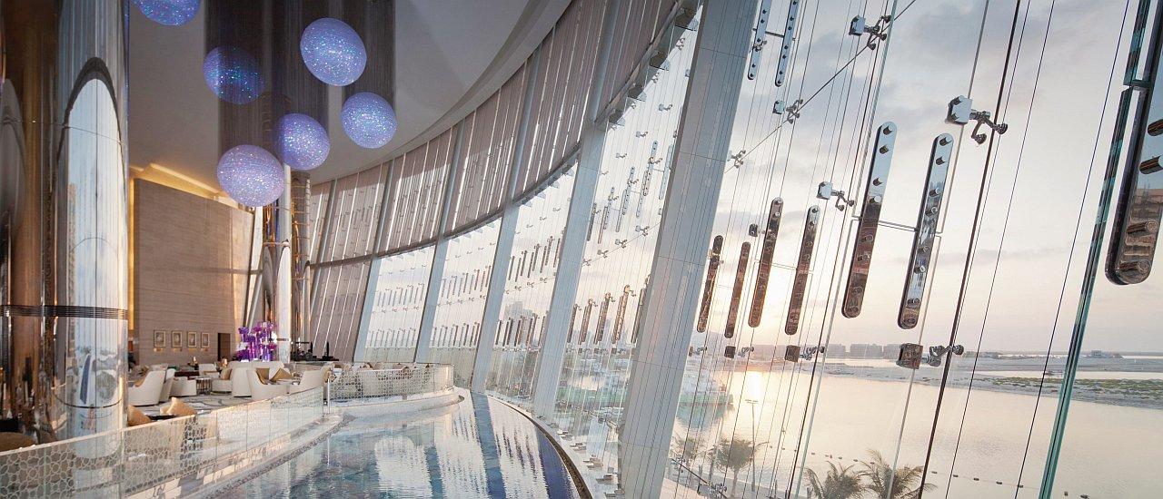 Übernachten in Abu Dhabi