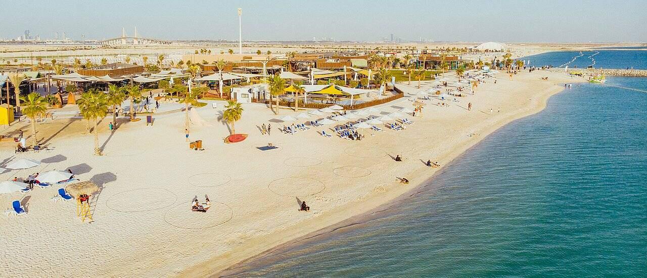 AL HUdayriyat Island Abu Dhabi
