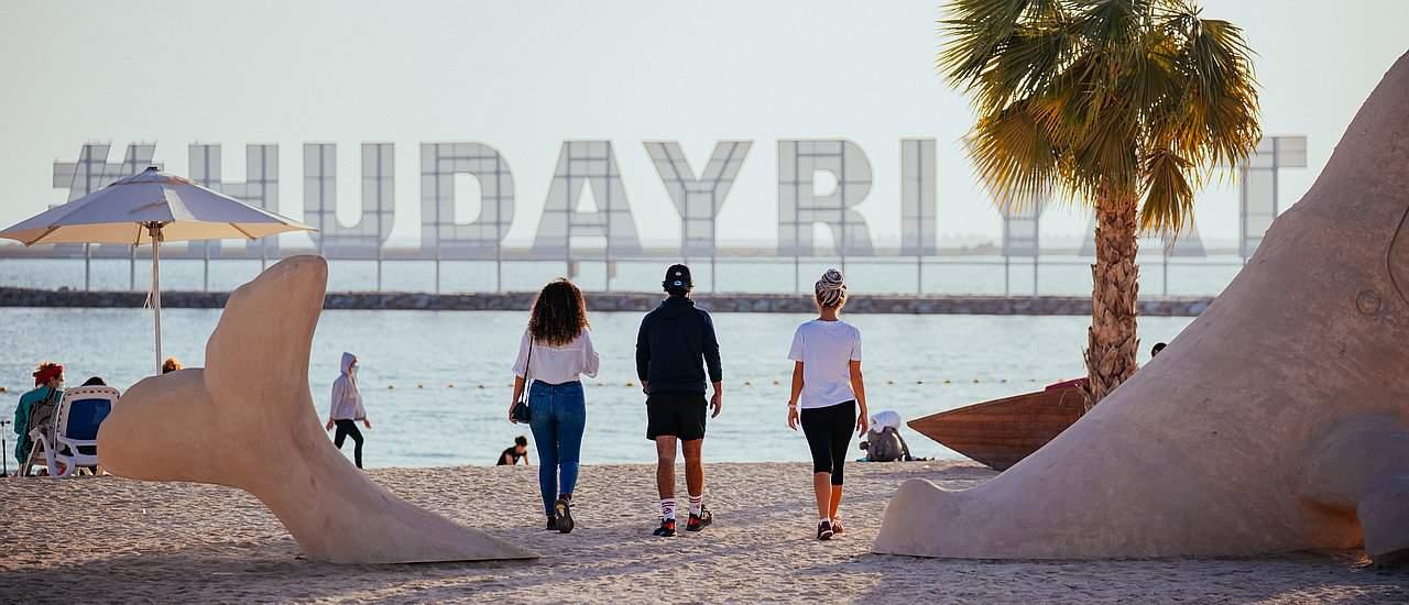 Hudayriyat Island Abu Dhabi