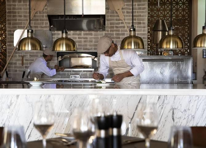Küche Terra Secca Jumeirah