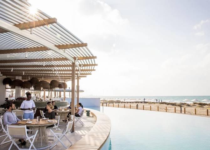 Restaurant Jumeirah Saadiyat Island