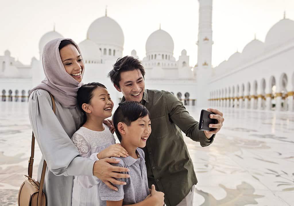 KLeiderordnung Moschee