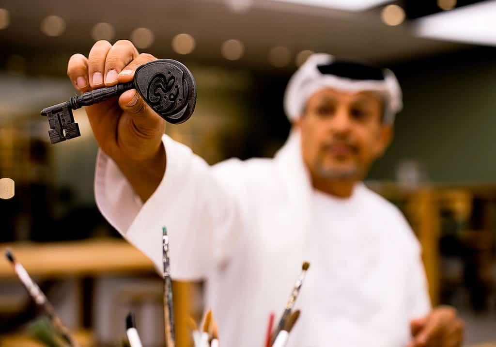 Abu Dhabi Kunst