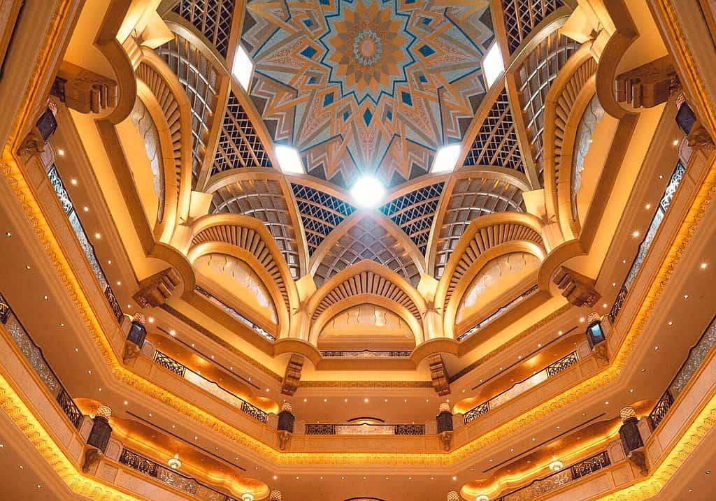 Dome Emirates Palace