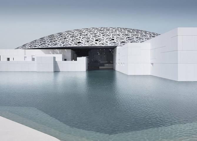 Museum Louvre ABu Dhabi