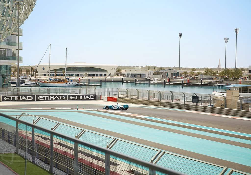 Abu Dhabi Autorennen