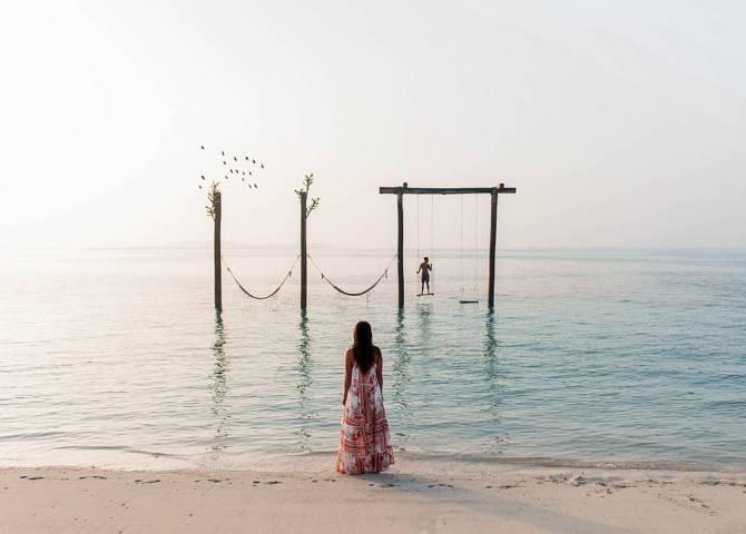 Abu Dhabi Nurai Island